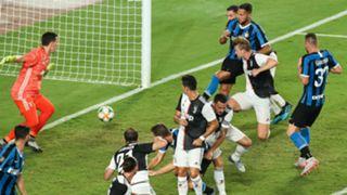 Matthijs de Ligt Juventus Inter 2019