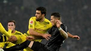 Sokratis Borussia Dortmund Bundesliga 17112017