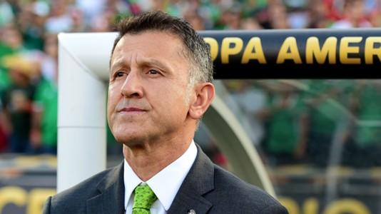 Juan Carlos Osorio Mexico Copa America