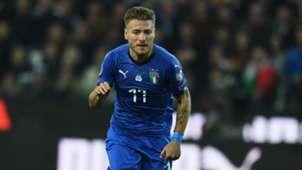 Ciro Immobile Italy Finland Euro 2020 qualifying 2019