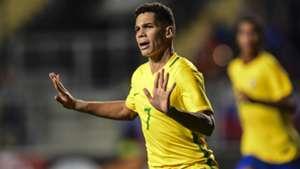 Paulinho Brazil Under-17