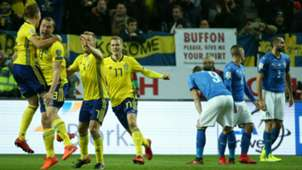 Italy Sweden World Cup playoff