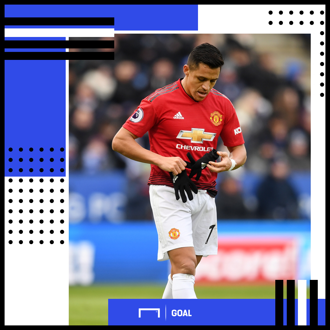 Alexis Sanchez Manchester United PS