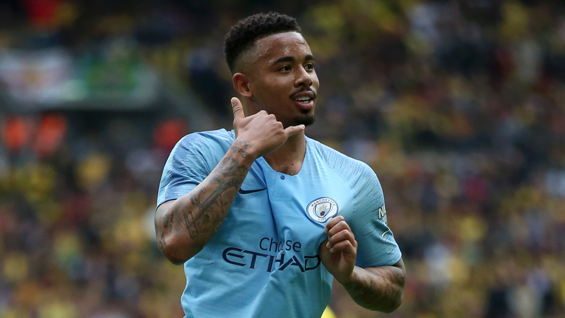 Sterling shines in City rout as Spurs rally to beat Villa