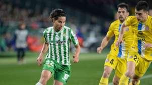 Diego Lainez Betis Copa del Rey