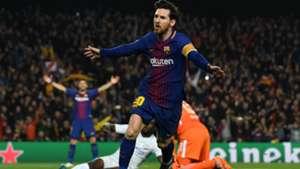 Lionel Messi Barcelona 14032018