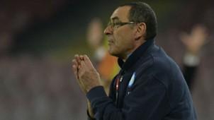 Maurizio Sarri Napoli Lazio Serie A