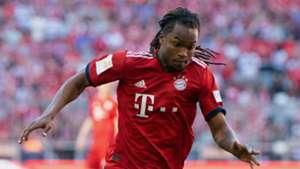 Renato Sanches Bayern Munich 2019