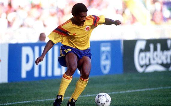 Brasil x Colômbia 1991