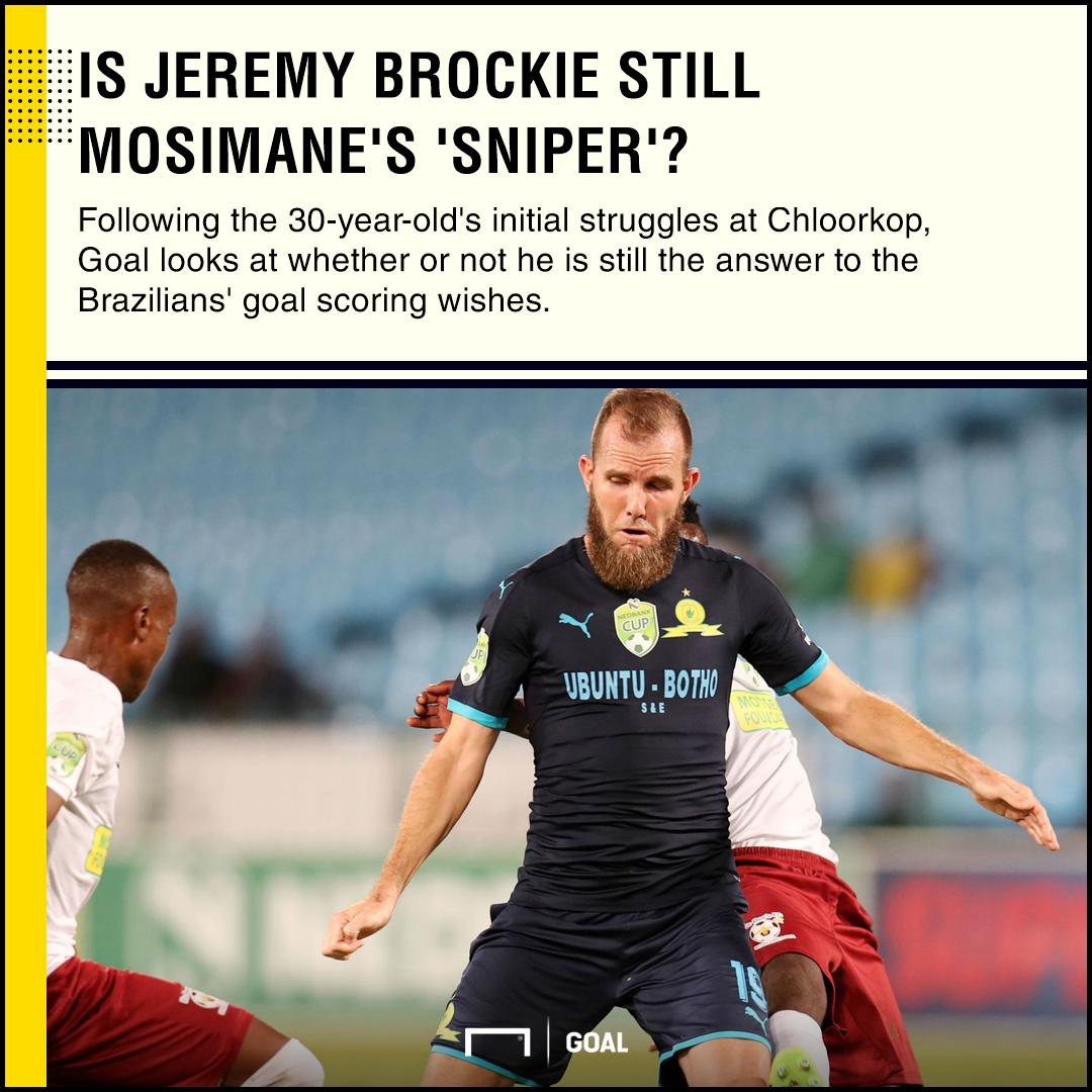 Brockie Sundowns PS