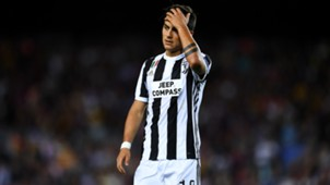 Paulo Dybala, Barcelona - Juventus, Champions League, 09122017