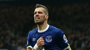 Morgan Schneiderlin Everton Premier League