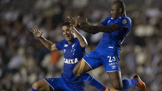 Sassa Thiago Neves Vasco Cruzeiro Libertadores 02052018