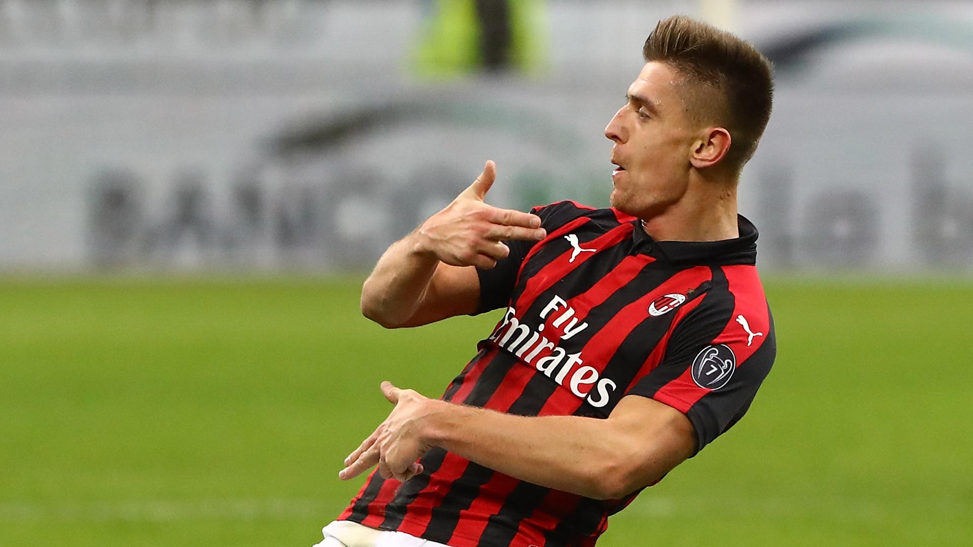Giovani Promesse , Piatek, un Pistolero per il Milan bomber da Champions