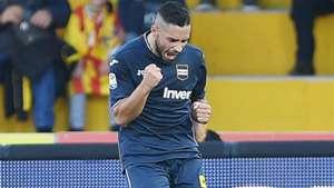 Gianluca Caprari Benevento Sampdoria Serie A