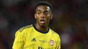 Joe Willock Arsenal 2019-20