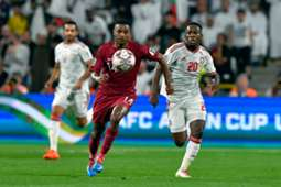 Qatar UAE AFC Asian Cup Semi Final