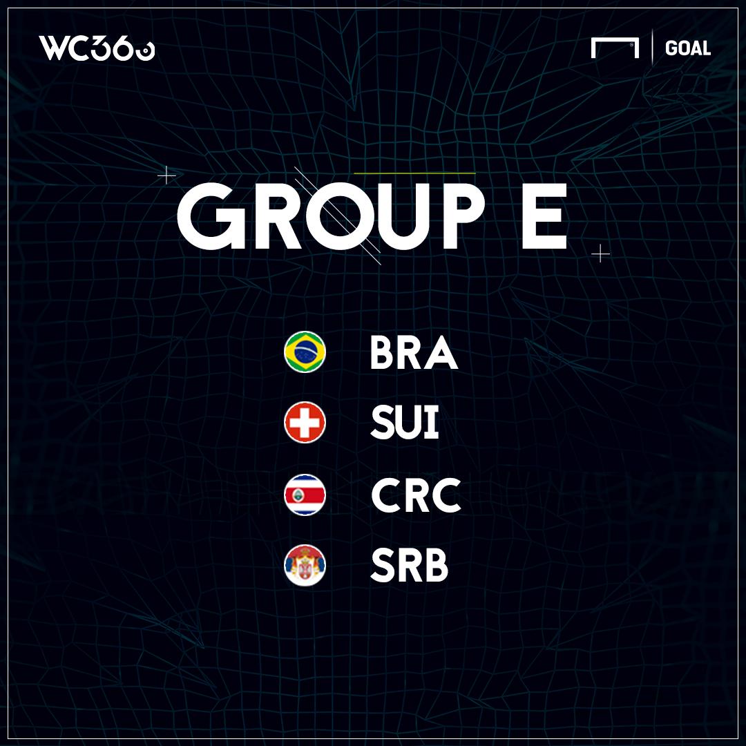 ロシアW杯グループE
