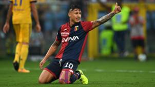 Gianluca Lapadula Genoa Juventus Serie A