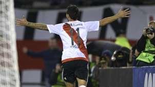 Ignacio Scocco River Plate Copa Libertadores