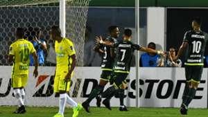 Gol Reinaldo Chapecoense vs Atlético Nacional Recopa Sudamericana 04042017