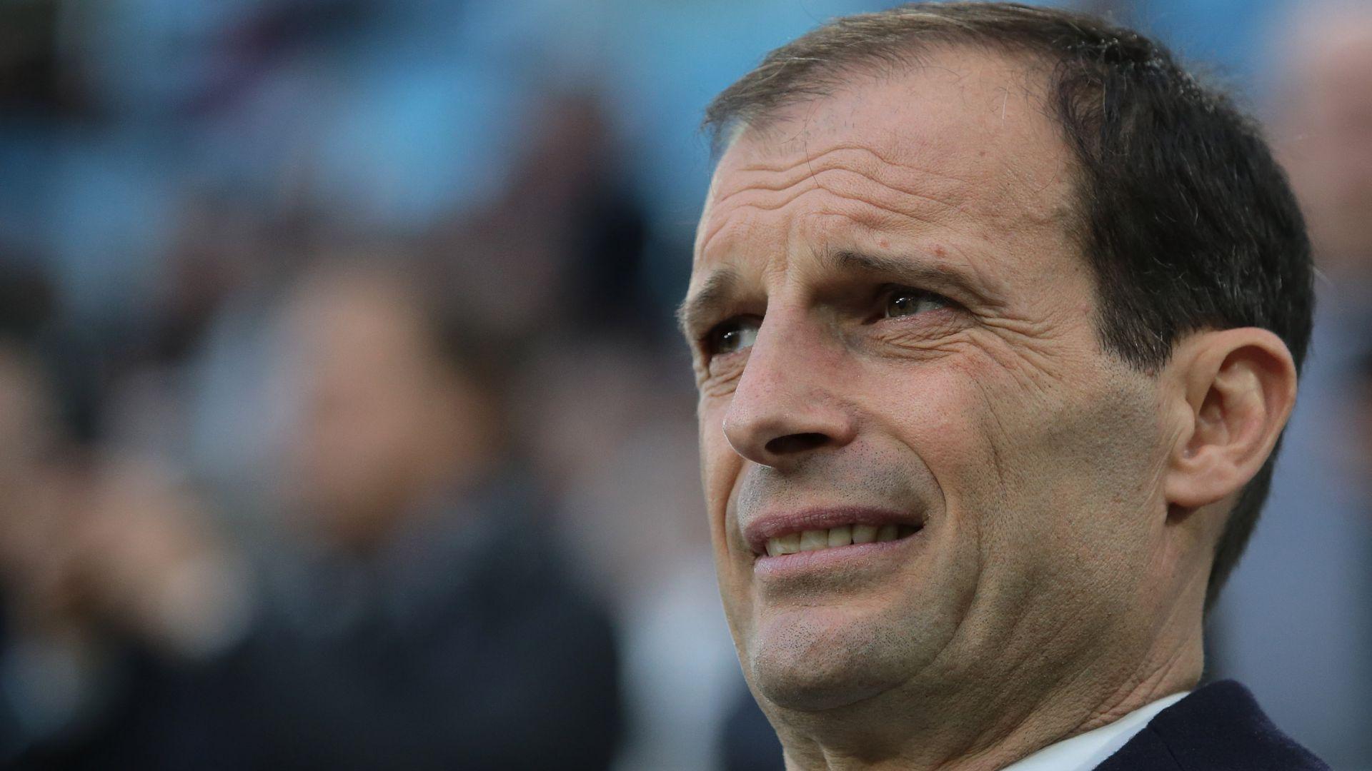 Massimiliano Allegri Juventus Atalanta Serie A