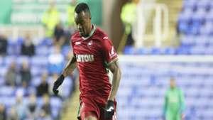 Jordan Ayew Swansea City League Cup