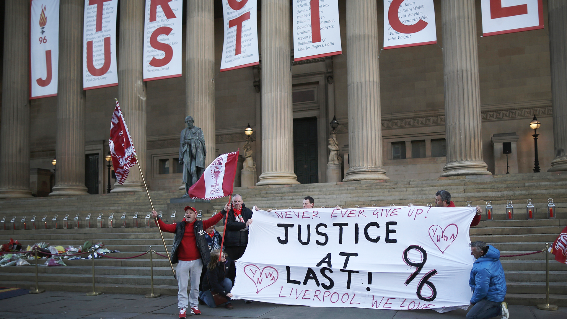 Liverpool justice for 96