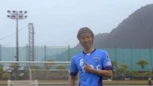 Takahiro Nakazato Yokohama FC