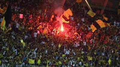 Al Ittihad fans