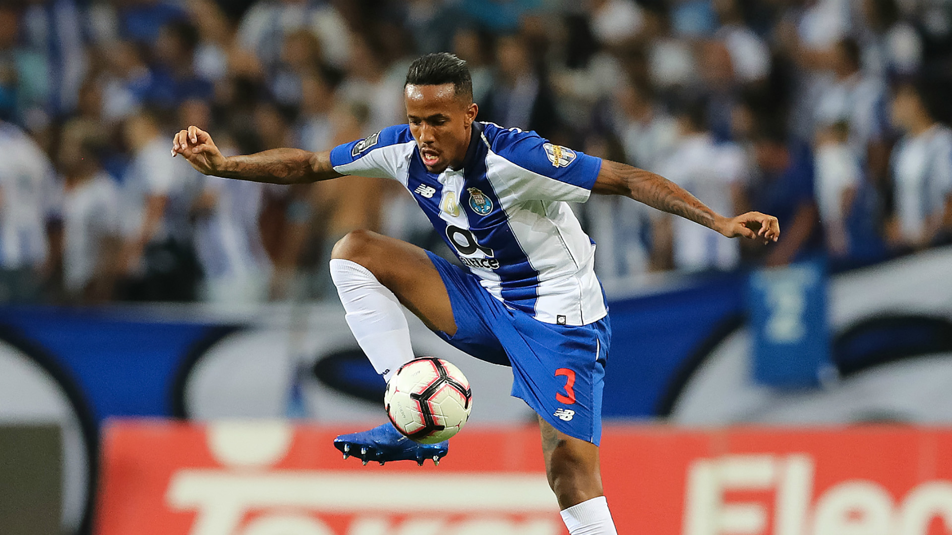 Eder Militao FC Porto 02092018