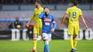 SSC Neapel Chievo Verona Insigne 25112018