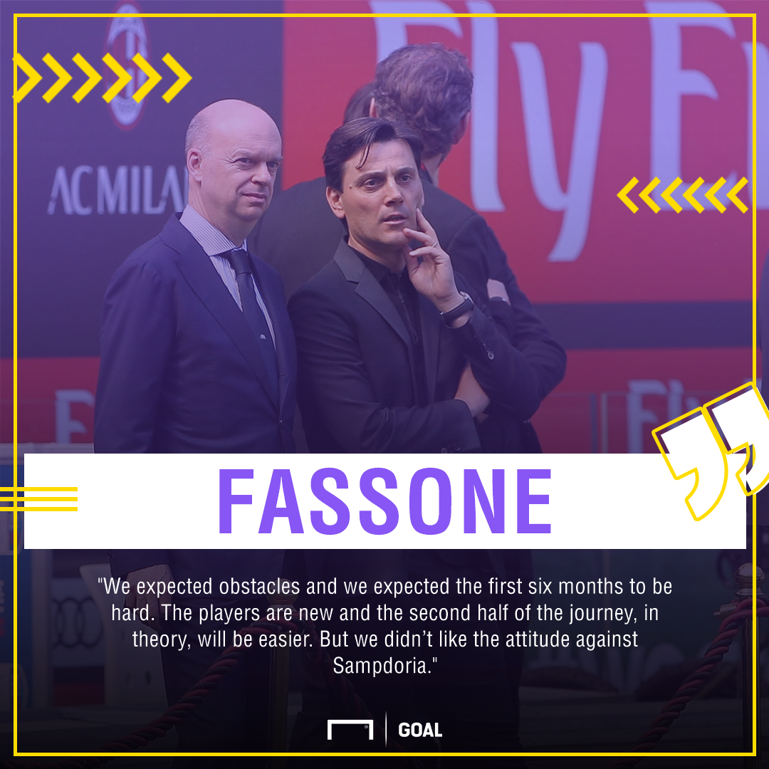 Marco Fassone AC Milan PS