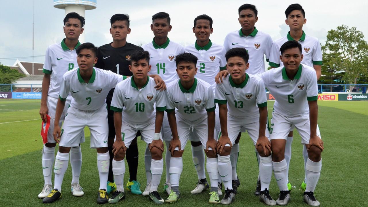 Image result for posisi Bagus kahfi timnas indonesia u16