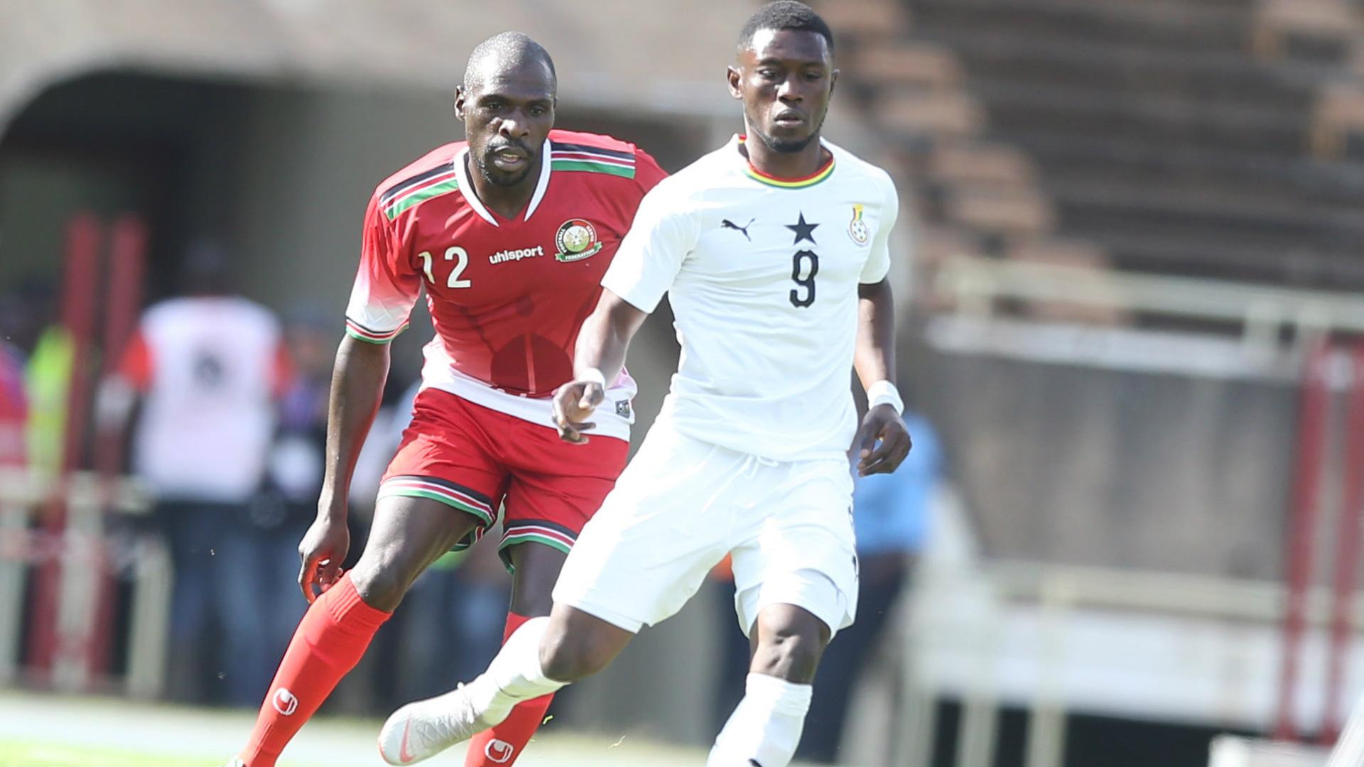 Image result for Joash Onyango vs Ghana