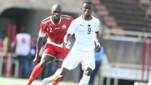 Joash Onyango of Gor Mahia and Kenya.