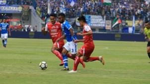 Ardi Idrus Jefri Kurniawan M. Rafli Persib Bandung Arema FC
