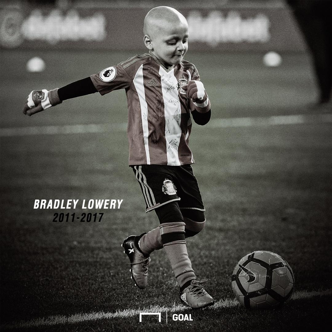 GFX Bradley Lowery 2011-2017