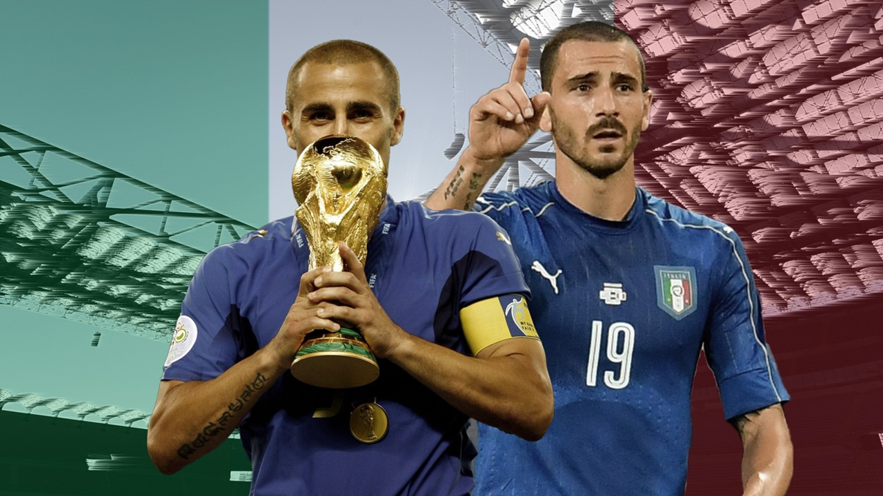 Federico Bernardeschi, Leonardo Bonucci & 15 Pemain Italia Termahal