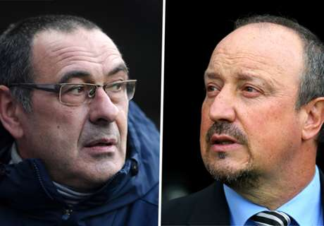 How Sarri became Chelsea's most disliked boss since Benitez