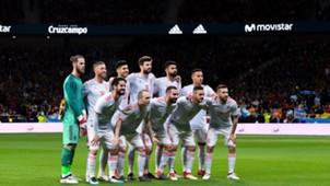 Spanien Argentinien Testspiel 27032018