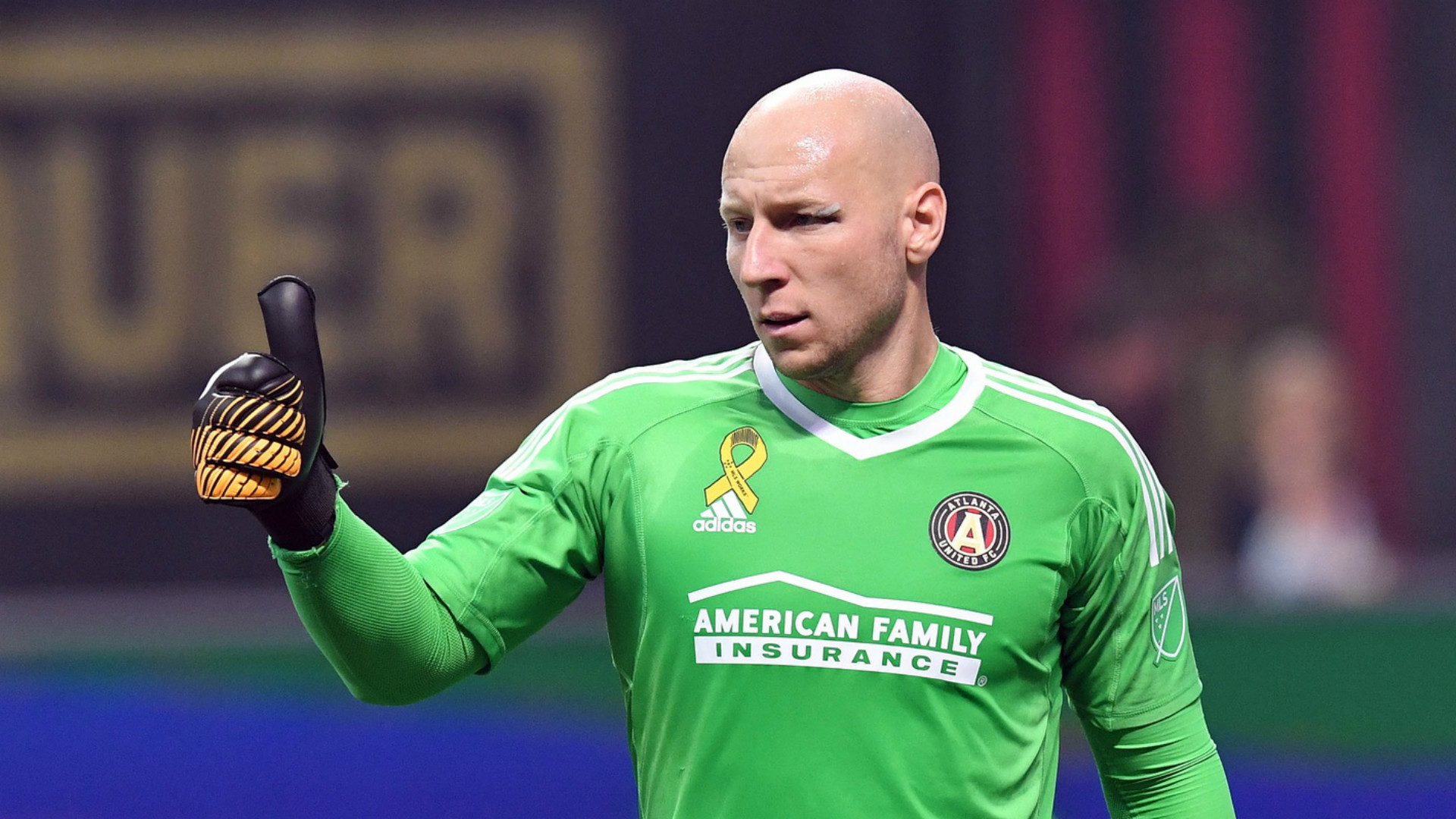 Brad Guzan MLS Atlanta United 09102017