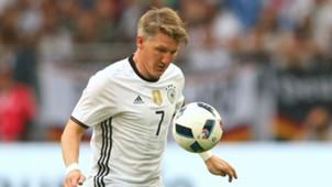 Bastian Schweinsteiger Germany v Hungary