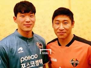 Lee Keun-ho 포항 이근호 강원 이근호