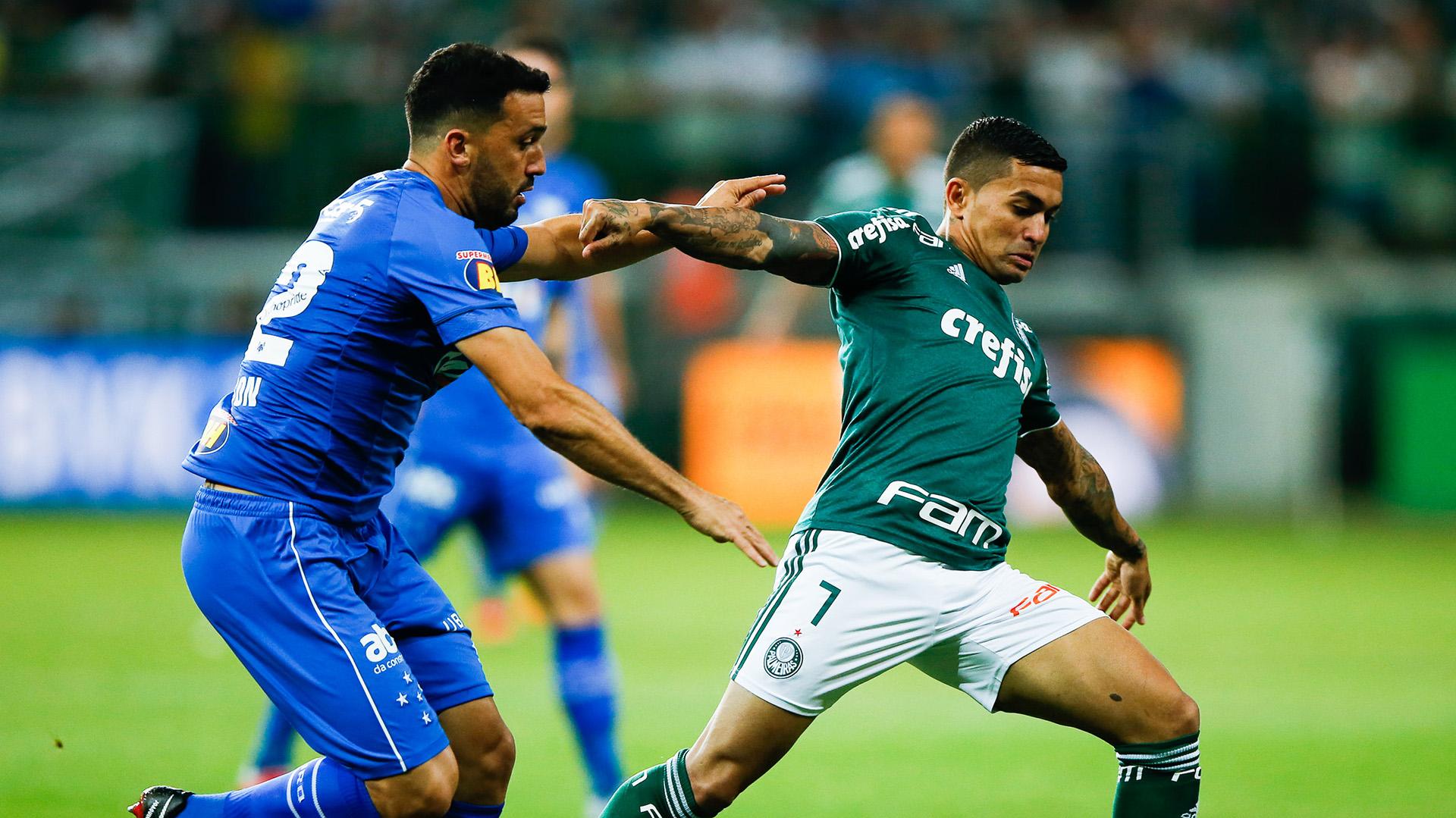 Edilson Dudu Palmeiras Cruzeiro Copa do Brasil 12092018