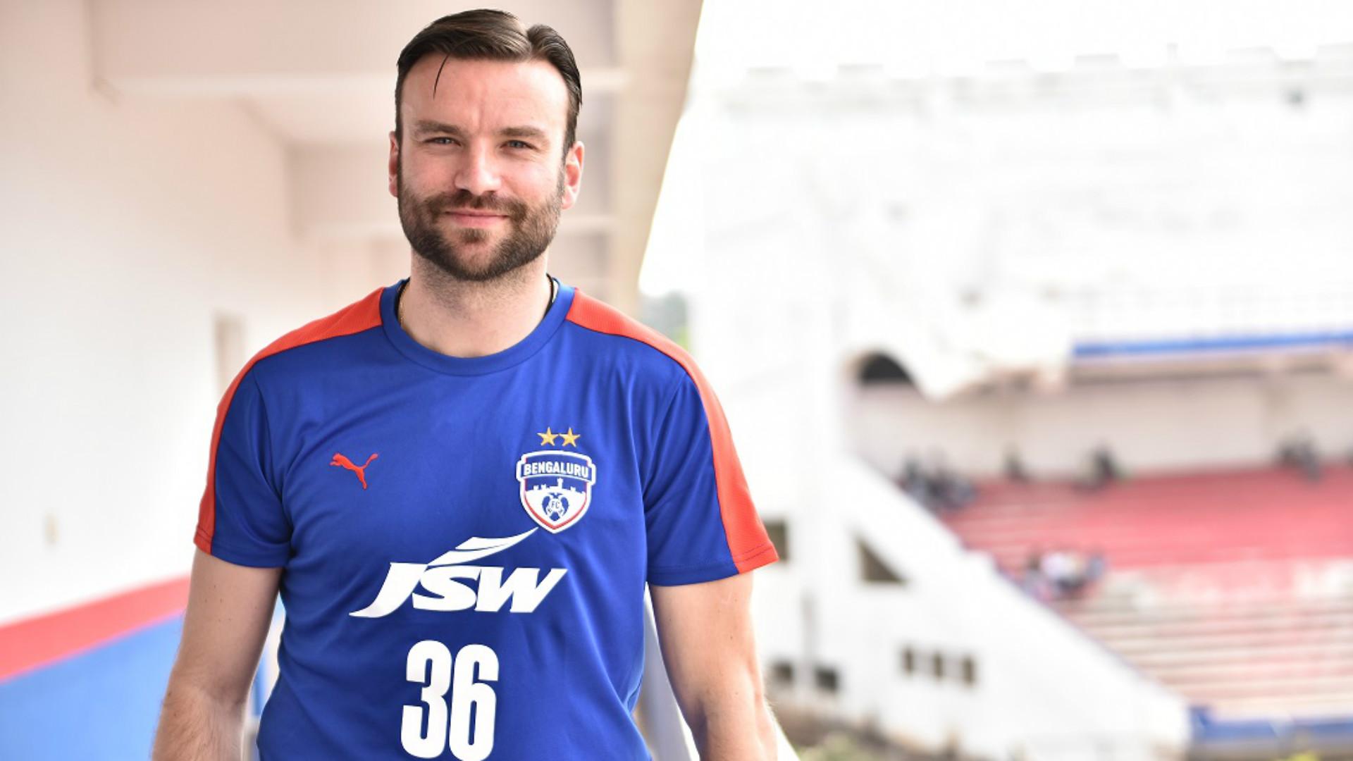 Marjan Jugovic Bengaluru FC