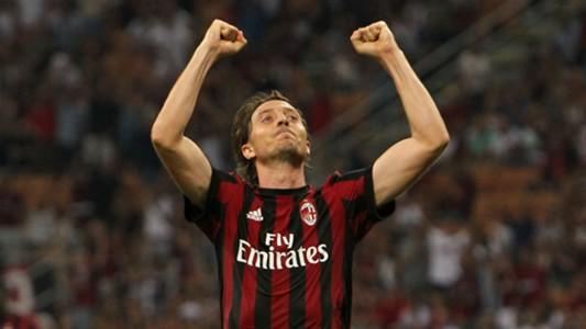 Riccardo Montolivo AC Milan Europa League