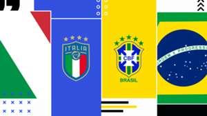 Italia-Brasile tv streaming