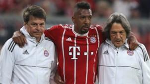 Jerome Boateng Hans Wilhelm Muller Wohlfahrt Bayern Munchen