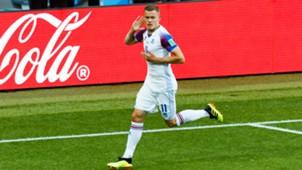 Finnbogason Iceland Argentina World Cup